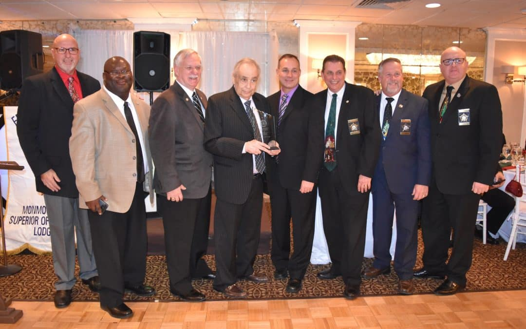 NJFOP is proud of State Lodge Attorney Tony Fusco!!!