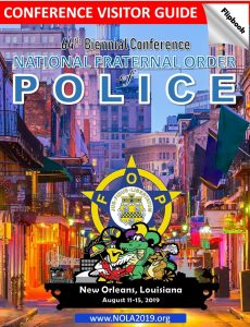 64th Biennial Convention - National Fraternal Order of Police @ MORIAL CONVENTION CENTER