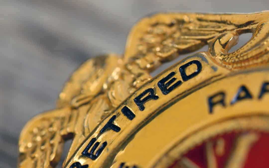 Can I join the FOP even as a retired police officer?